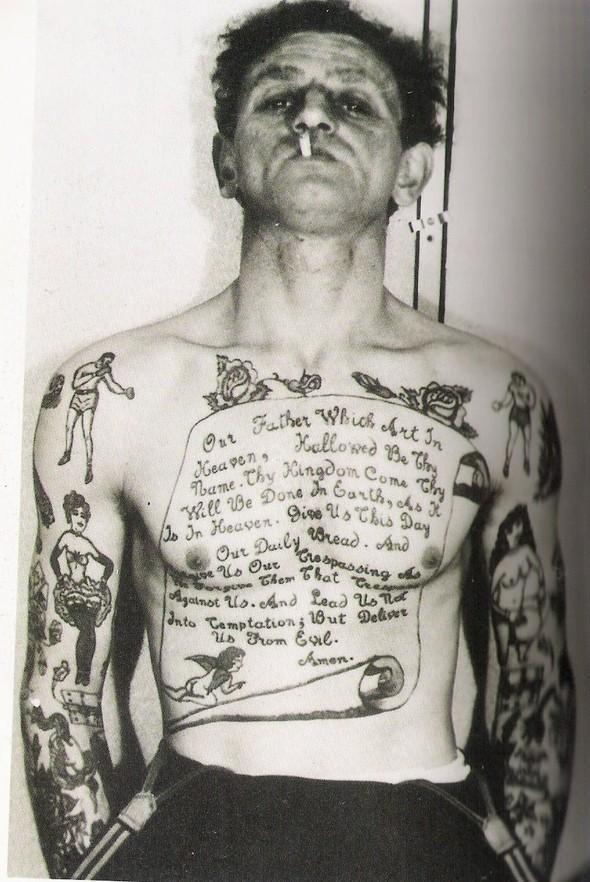 sailor tattoos photo - 2