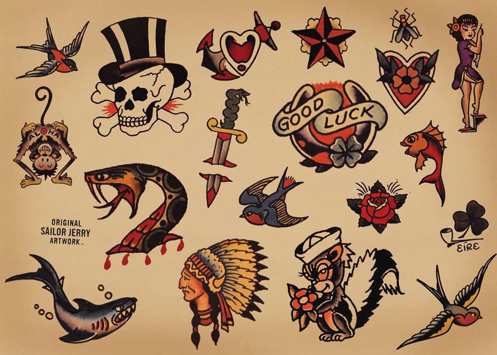 sailor tattoos photo - 20