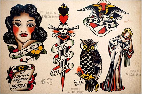 sailor tattoos photo - 24