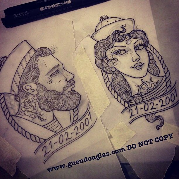 sailor tattoos photo - 3