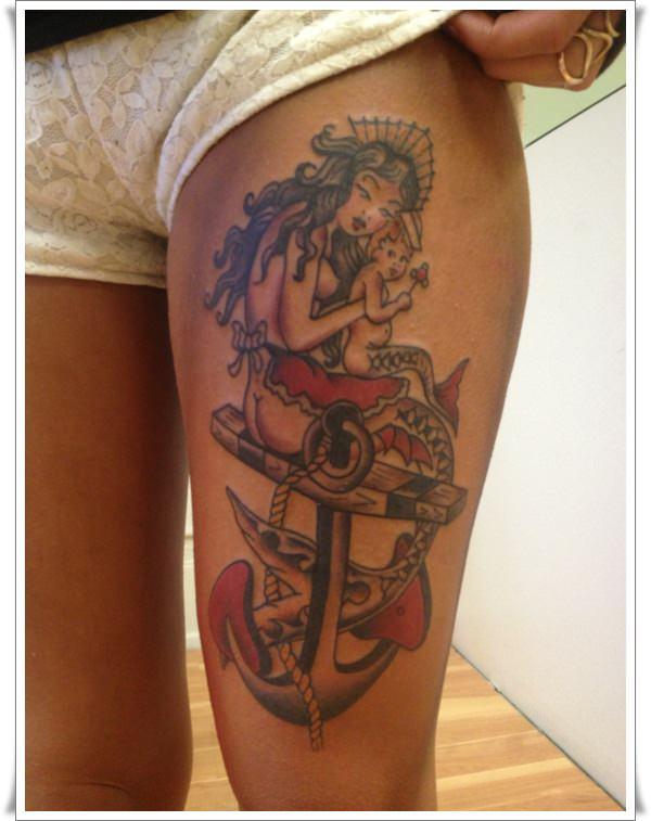 sailor tattoos photo - 30