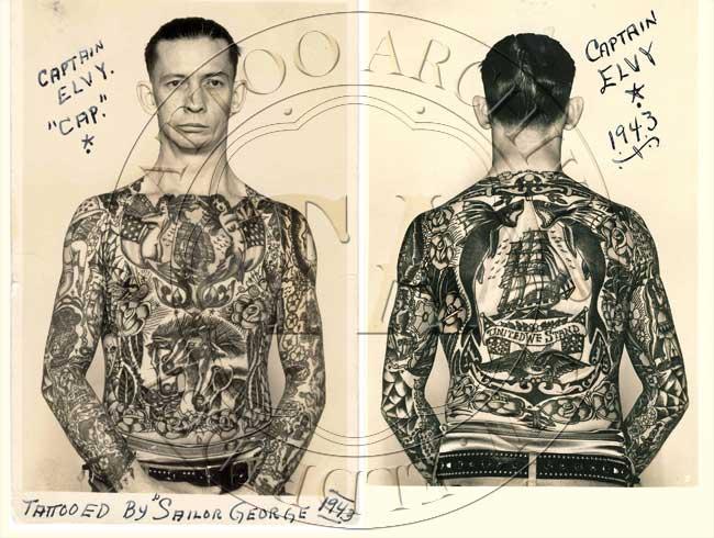 sailor tattoos photo - 32