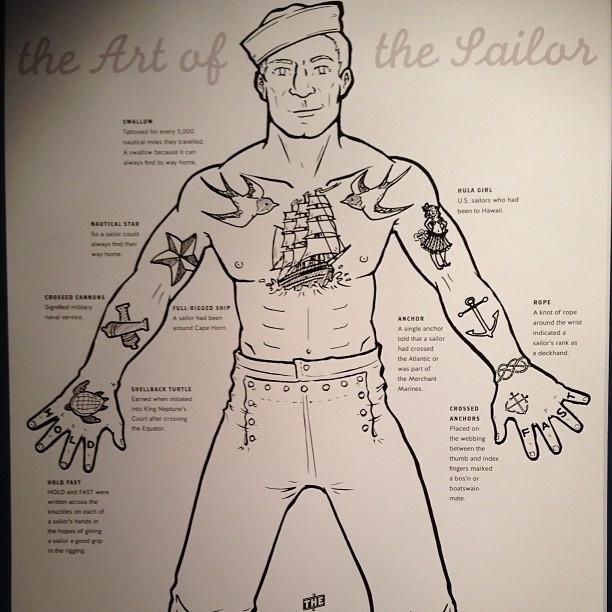 sailor tattoos photo - 34