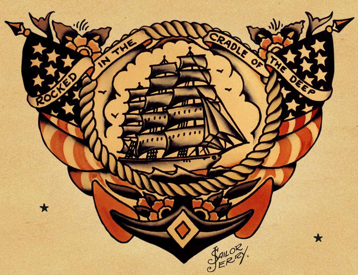 sailor tattoos photo - 4