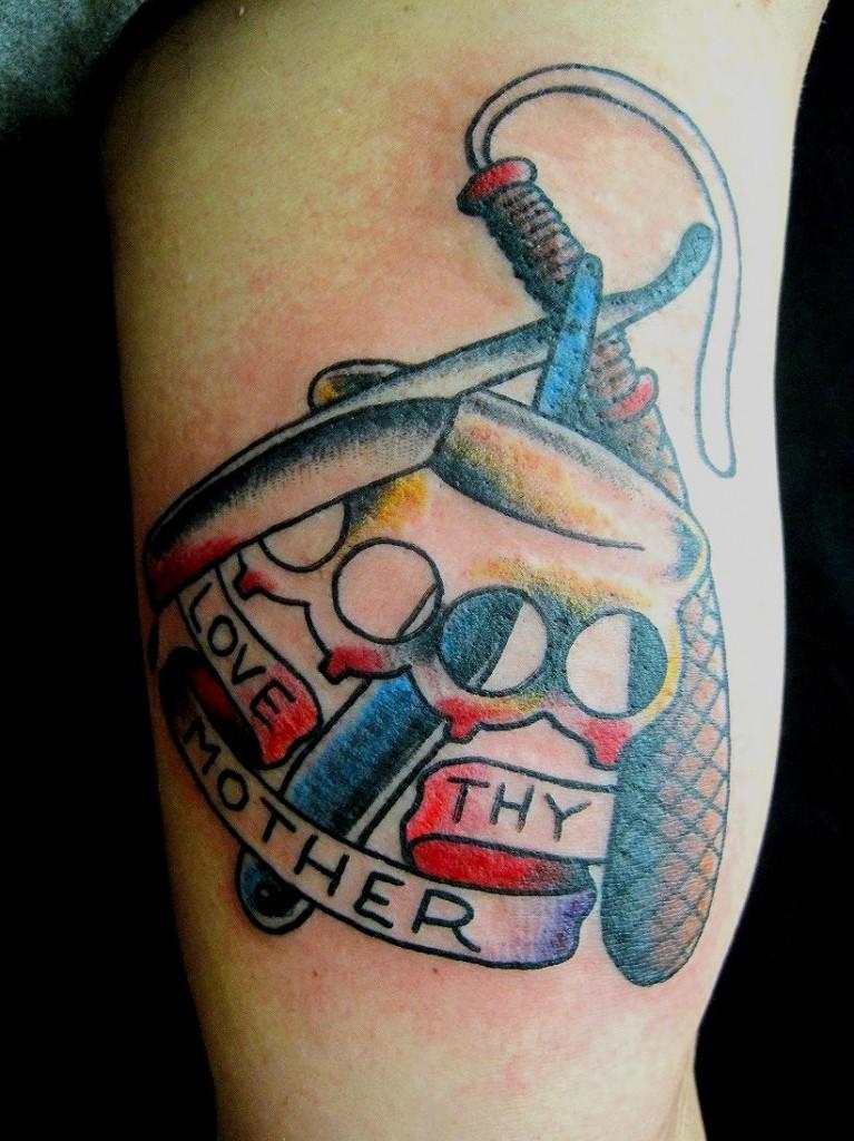 sailor tattoos photo - 41