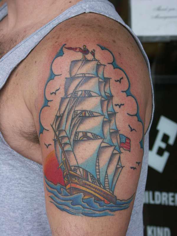 sailor tattoos photo - 6