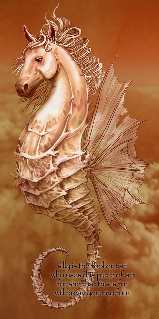 seahorse tattoos photo - 23