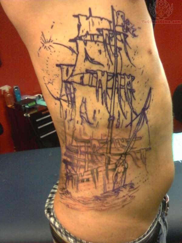 ship tattoos photo - 15