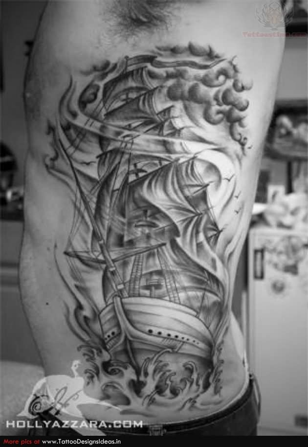 ship tattoos photo - 27