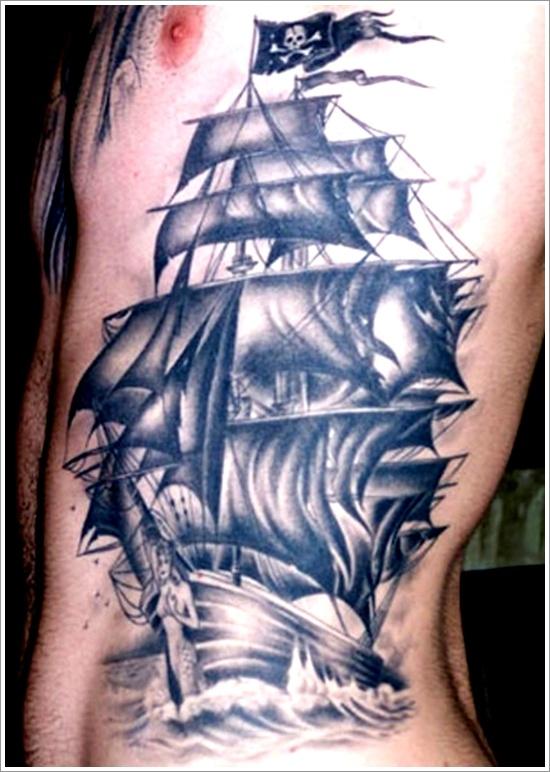 ship tattoos photo - 4