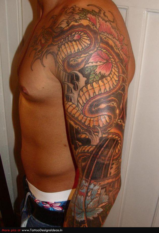 snake tattoos photo - 13