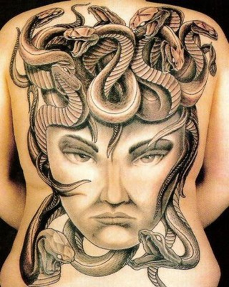 snake tattoos photo - 23