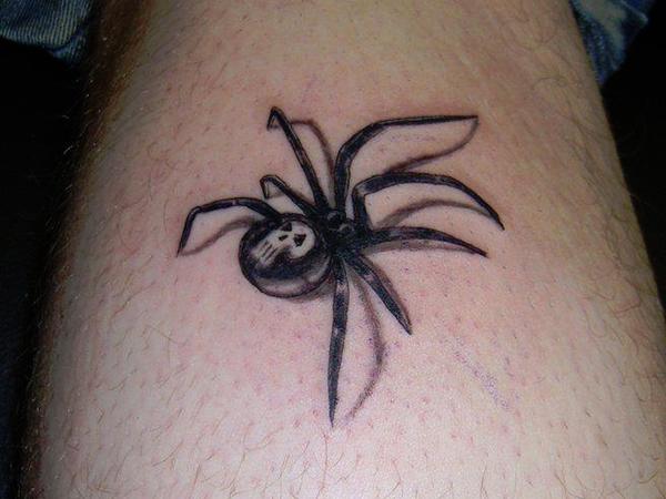spider tattoos photo - 19