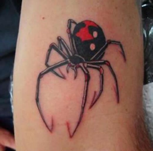 spider tattoos photo - 23