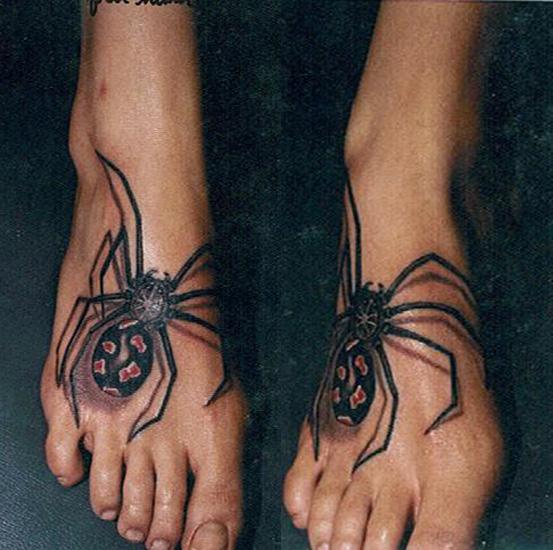 spider tattoos photo - 25