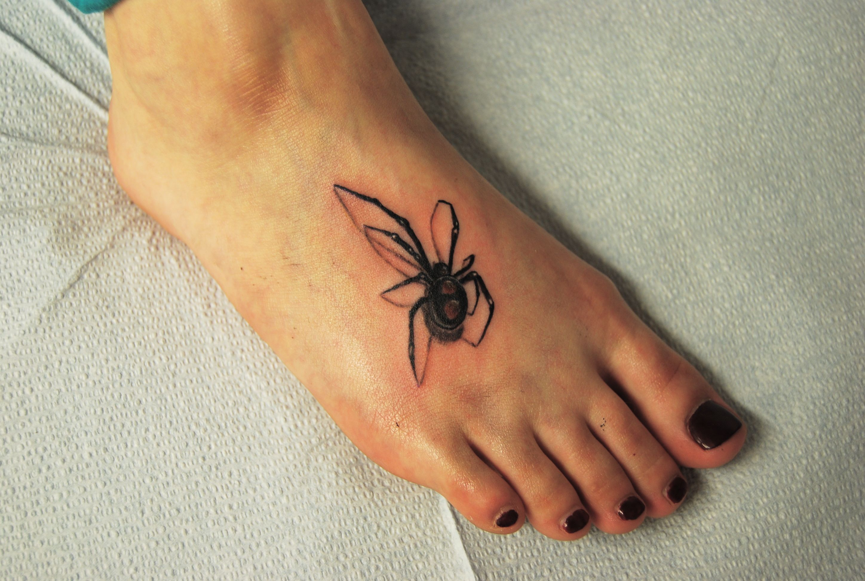 spider tattoos photo - 29
