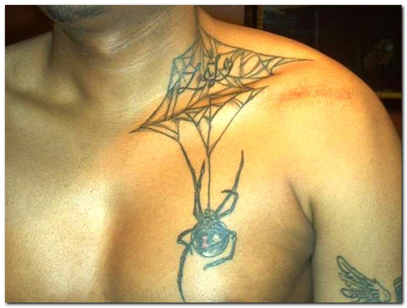 spider tattoos photo - 32