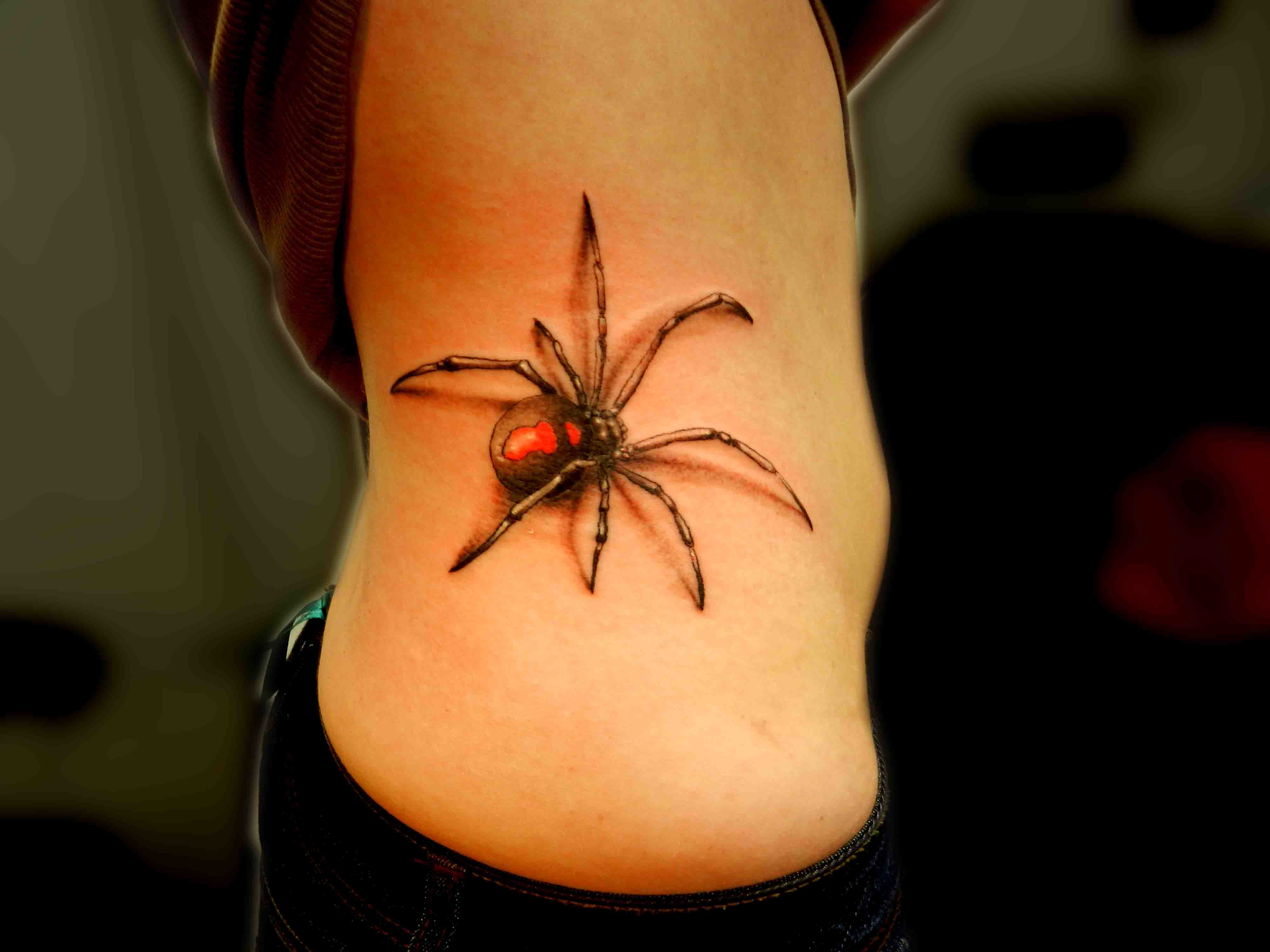 spider tattoos photo - 35