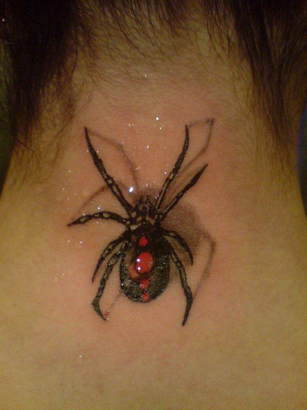 spider tattoos photo - 6