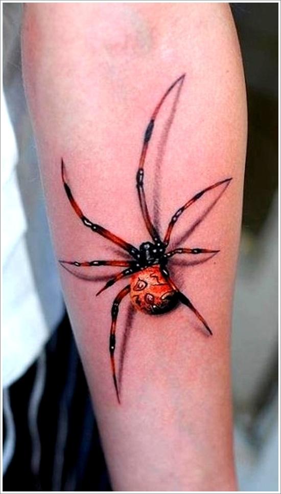 spider tattoos photo - 9