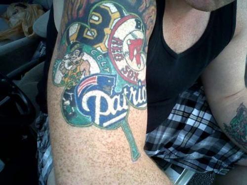 sports tattoos photo - 13