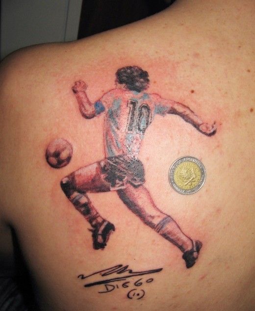 sports tattoos photo - 14