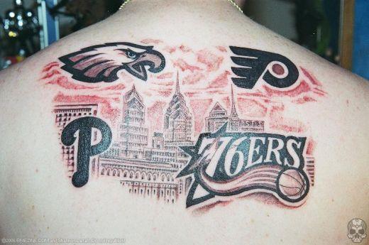sports tattoos photo - 2