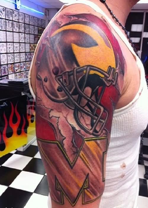 sports tattoos photo - 26
