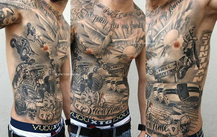 sports tattoos photo - 28