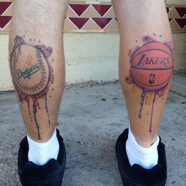 sports tattoos photo - 31