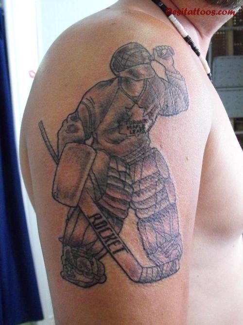 sports tattoos photo - 34