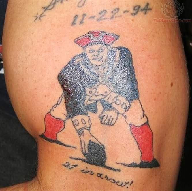 sports tattoos photo - 7