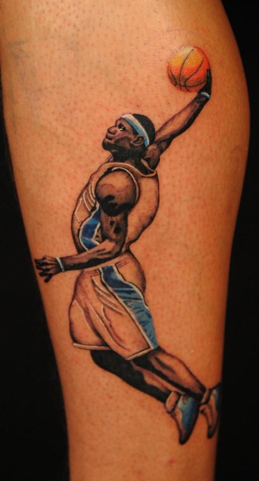 sports tattoos photo - 8