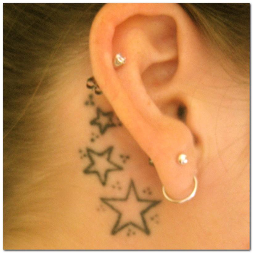 star tattoos photo - 2