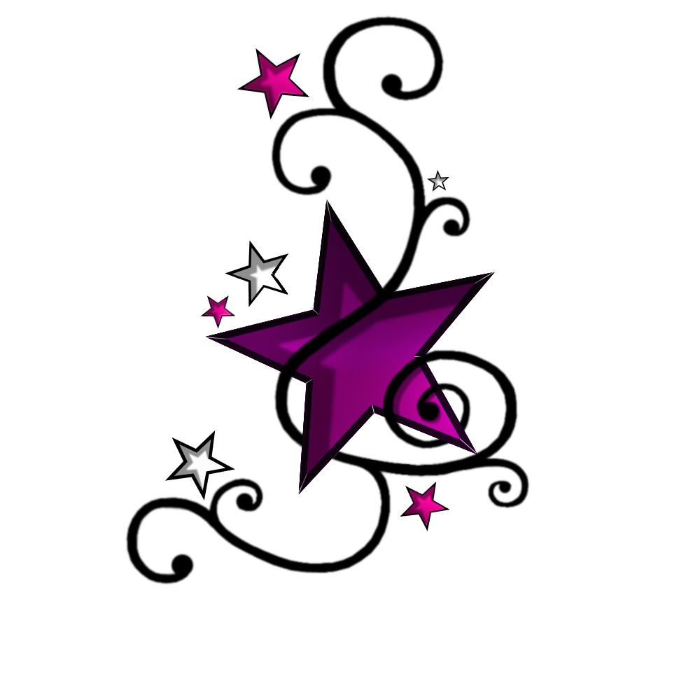 star tattoos photo - 20