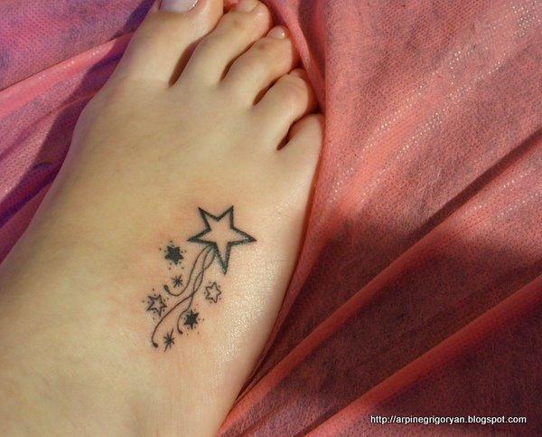 star tattoos photo - 32