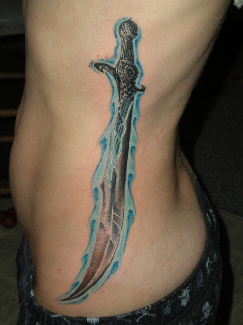 sword tattoos photo - 1