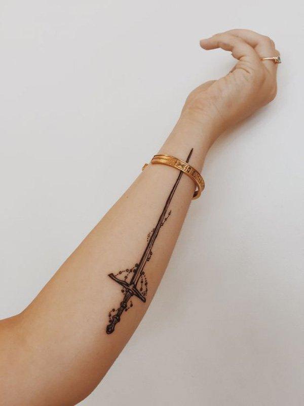 sword tattoos photo - 14