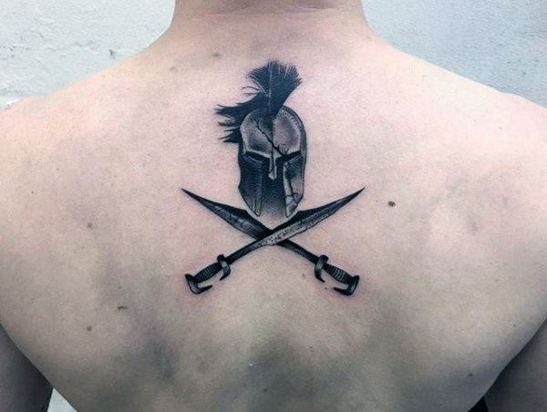 sword tattoos photo - 15