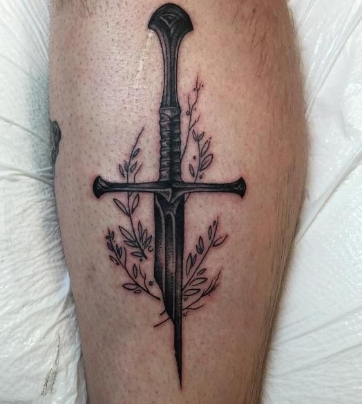 sword tattoos photo - 6