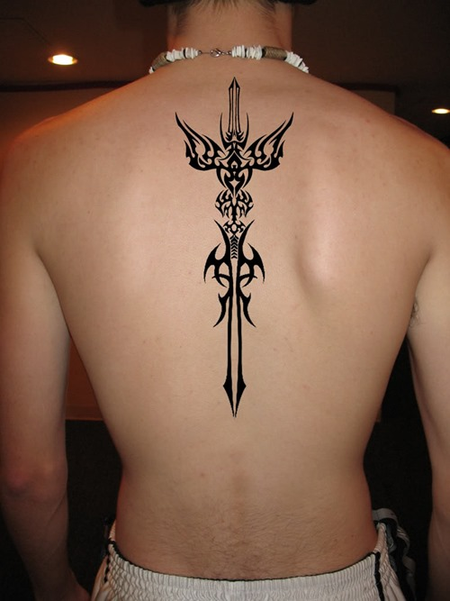 sword tattoos photo - 9