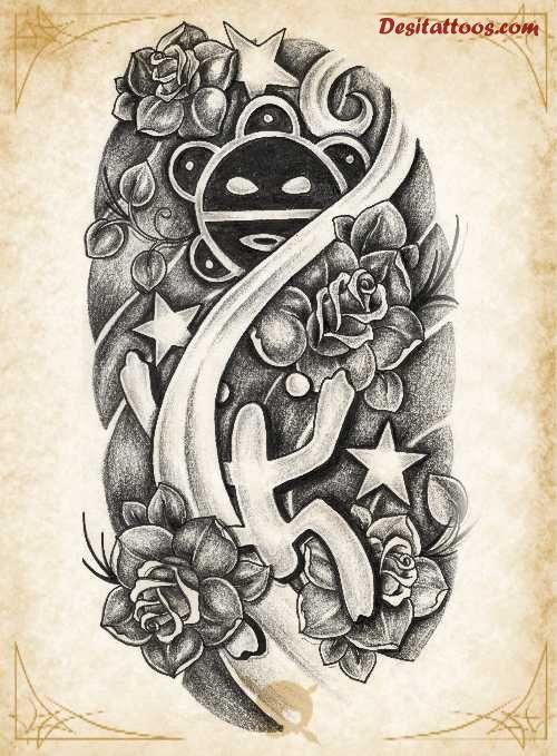 Taino Sun Tattoos Tattoo Ideas And Design