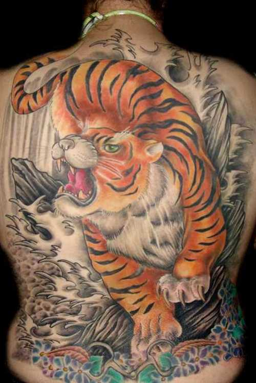tiger tattoos photo - 11