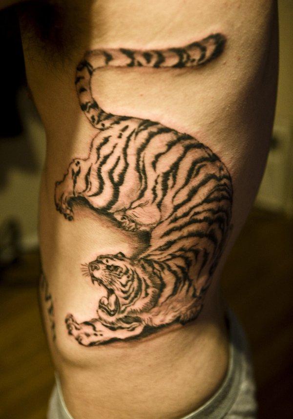 tiger tattoos photo - 13