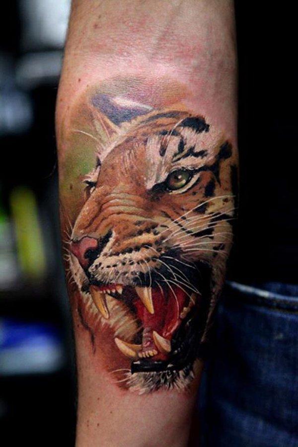 tiger tattoos photo - 14