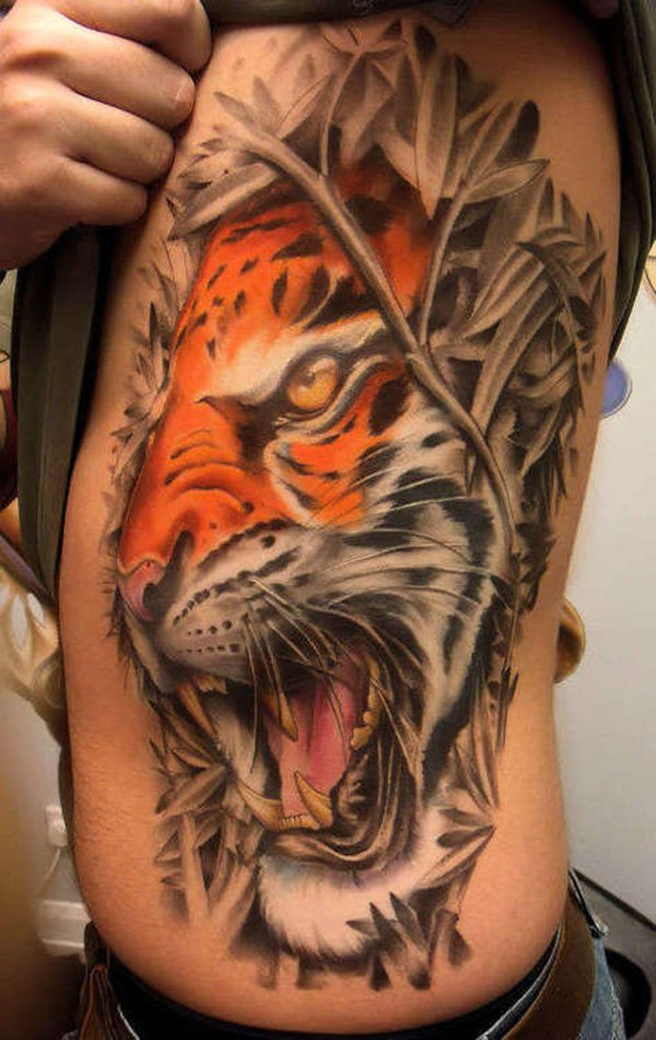 tiger tattoos photo - 15