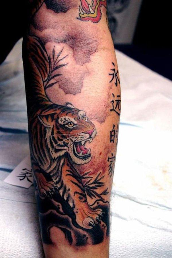 tiger tattoos photo - 19