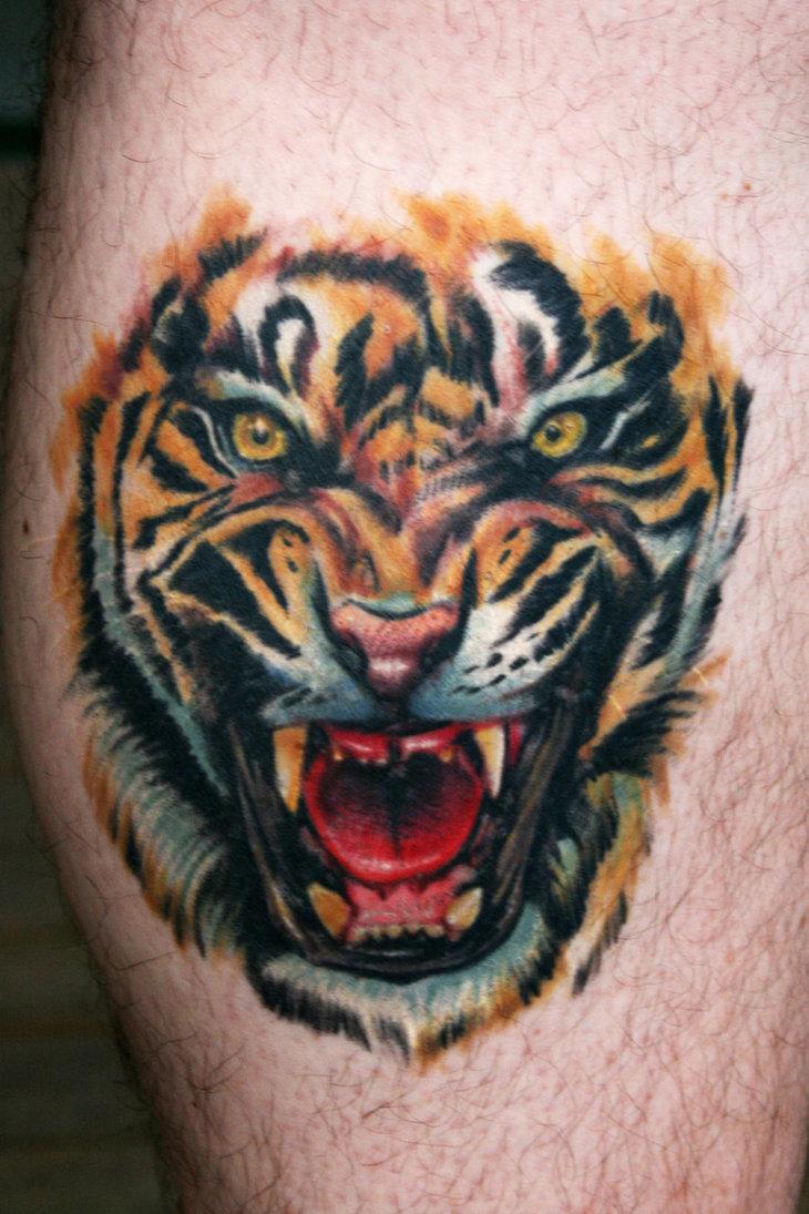 tiger tattoos photo - 21