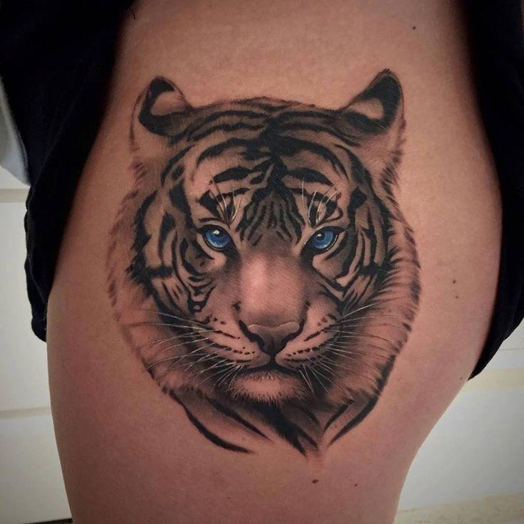 tiger tattoos photo - 27