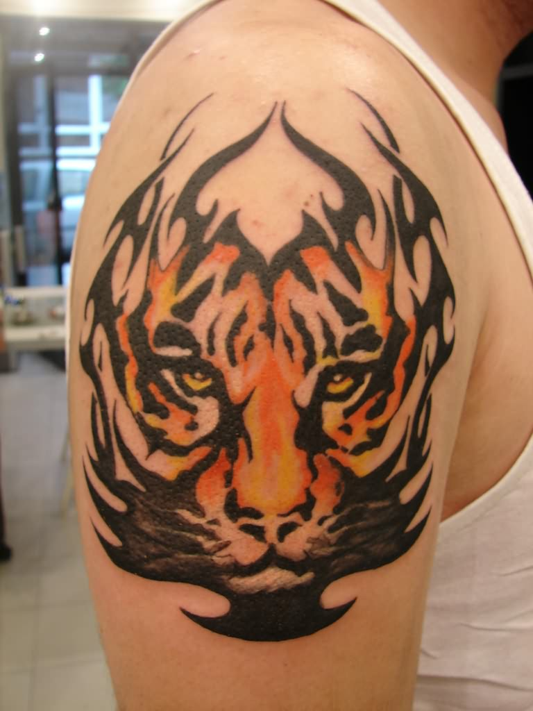 tiger tattoos photo - 31